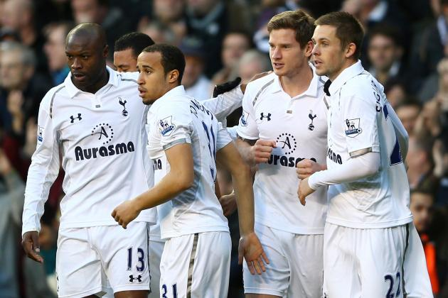 Tottenham Beat Swansea City 1-0