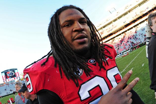 Jarvis Jones Wishes He Could Stay in College Forever