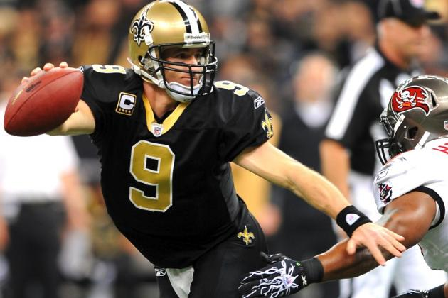 Tampa Bay Buccaneers vs. New Orleans Saints: Live Score, Highlights and Analysis