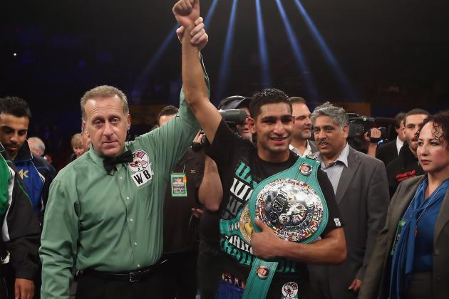 Amir Khan Wins Impressively but Proves Nothing Against Carlos Molina
