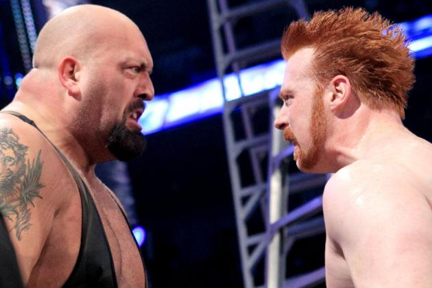 Big Show vs. Sheamus Should Be the Last Chair Match in WWE History