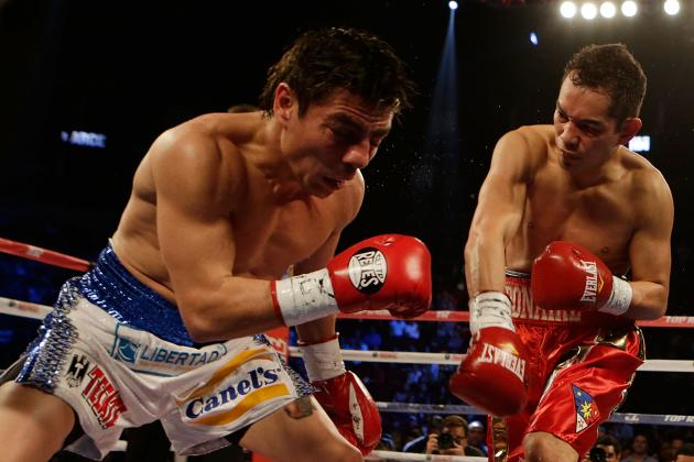 Donaire Blasts Arce and Retains Title with Third Round Knockout