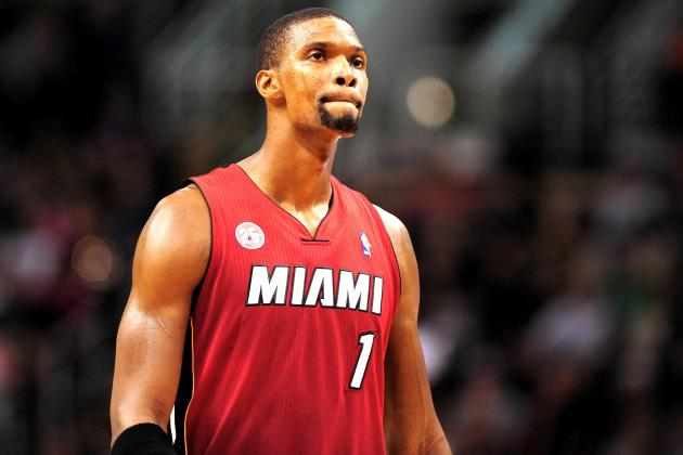 Miami Heat: Tracking Chris Bosh's Development as Center
