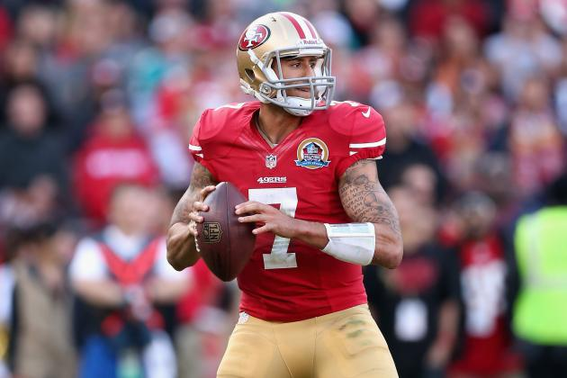 Colin Kaepernick Would End 49ers QB Debate with Win vs. Tom Brady and Patriots