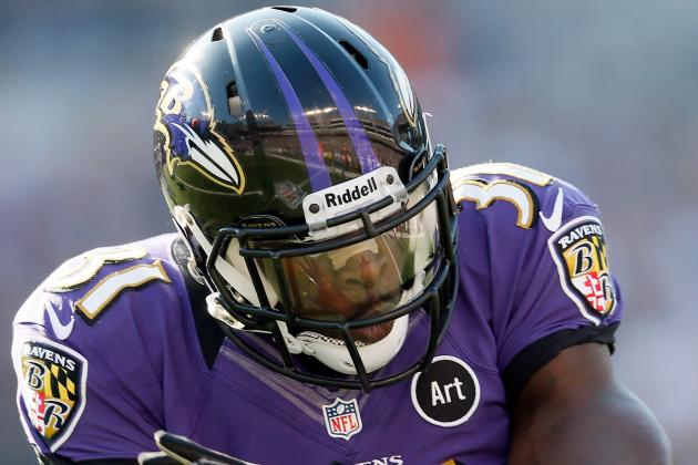 Pollard Inactive, Jimmy Smith Active vs. Broncos