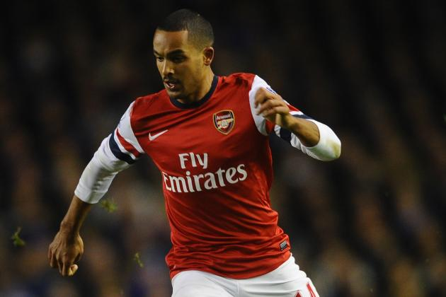 Manchester United Would Be Foolish to Sign Theo Walcott