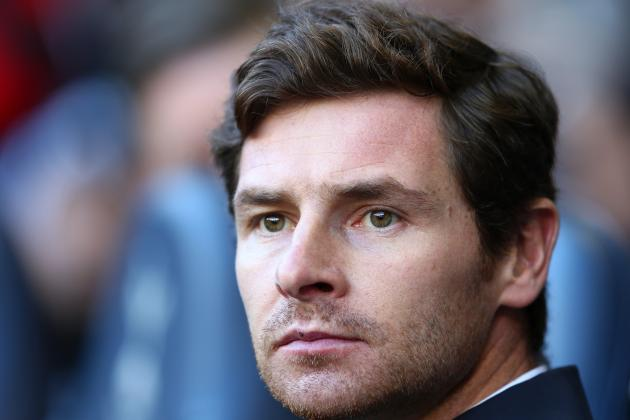 Andre Villas-Boas Celebrates Tottenham Win over Swansea