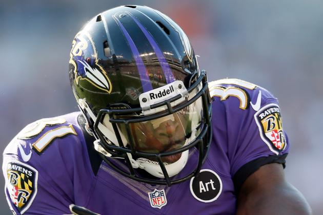Terrell Suggs Active, Bernard Pollard out vs. Broncos