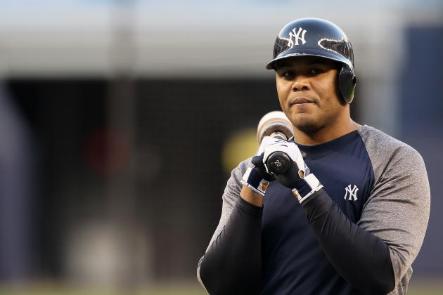 Andruw Jones Finalizes One-Year Deal with Japanese Team