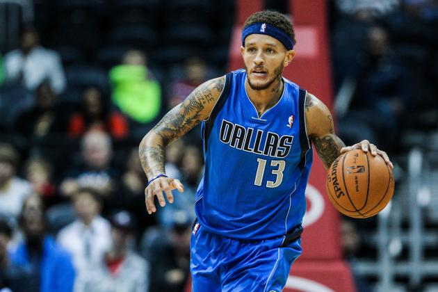 Lakers Rumors: Delonte West a Must-Sign for Struggling LA Team