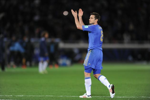 Chelsea Transfer News: Frank Lampard Should Depart Blues in January