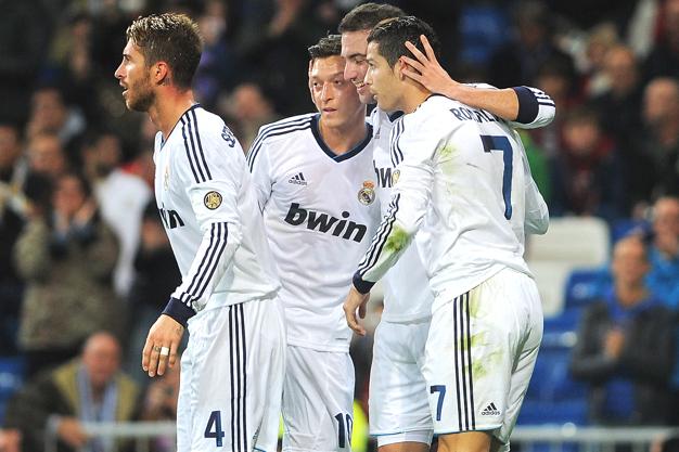 Real Madrid 2-2 Espanyol: La Liga as It Happened