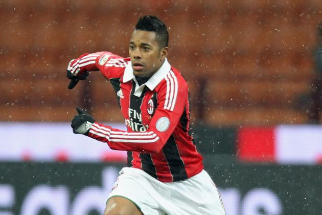 Allegri: 'Robinho Wants to Leave'