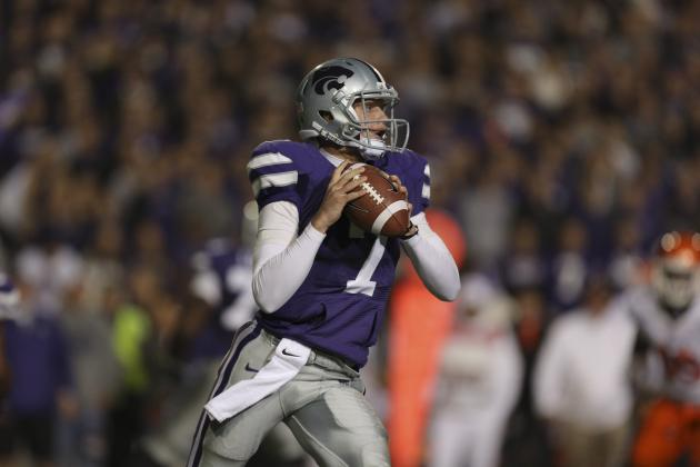 Oregon Football: Kansas State Players the Ducks Must Contain in Fiesta Bowl