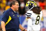 Michigan Suspends 3 for Outback Bowl