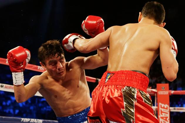 Jorge Arce: KO Loss Is Fitting Way for Boxing Star's Career to End