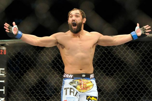 Hendricks on Ellenberger Fight: 'I Just Have to Win and GSP Has Nowhere to Hide'