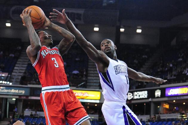 Report: Brandon Jennings, Tyreke Evans Among Those Who Could Be Traded