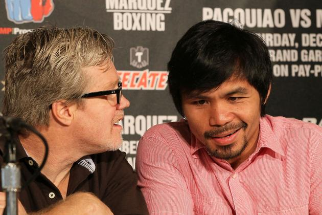 Freddie Roach Is on the Ropes but Will Always Be a Great Champion