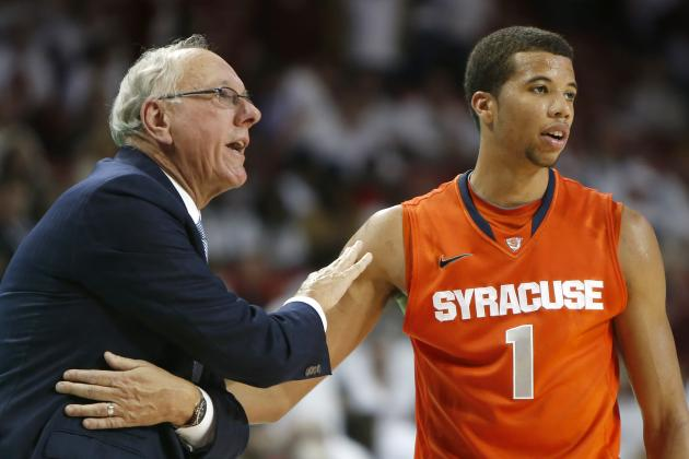Syracuse Mum About Michael Carter-Williams' Alleged Shoplifting Incident