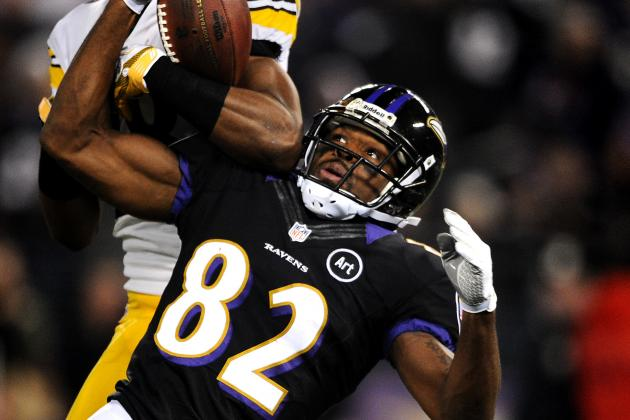 Torrey Smith and Pierce out with Concussions
