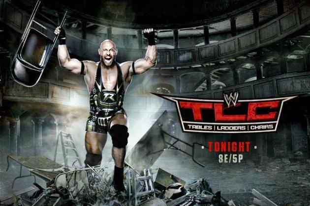 WWE Tables, Ladders and Chairs: TLC Set to Kick off an Amazing Period for WWE