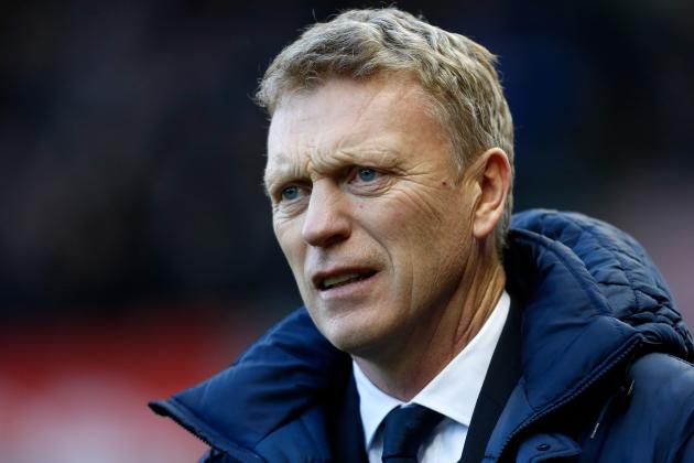 Manchester United: Sir Alex Ferguson Backs David Moyes as His Successor
