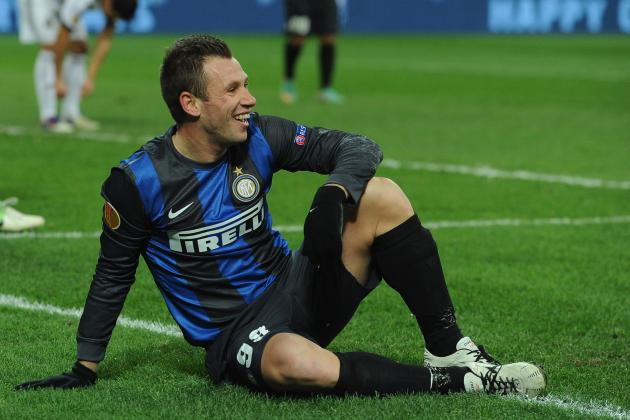 Antonio Cassano Will Have the Biggest Impact for Inter Milan Down the Stretch