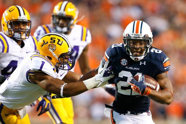 SEC Football: Teams That Will Bounce Back from Down Seasons in 2013