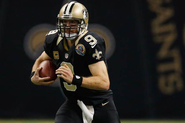 Saints Demolish Bucs 41-0