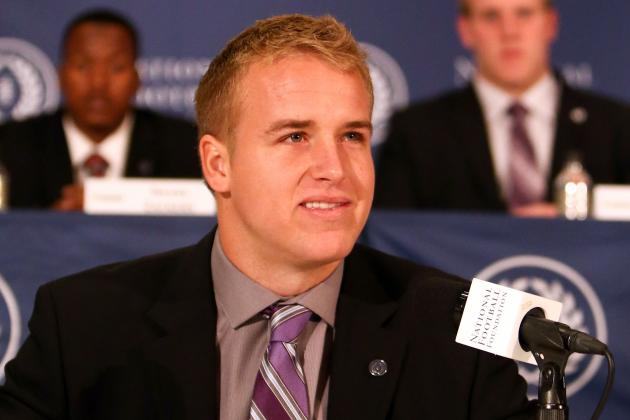 USC Football: Strong Sun Bowl from Matt Barkley Will Make Him First-Round Pick