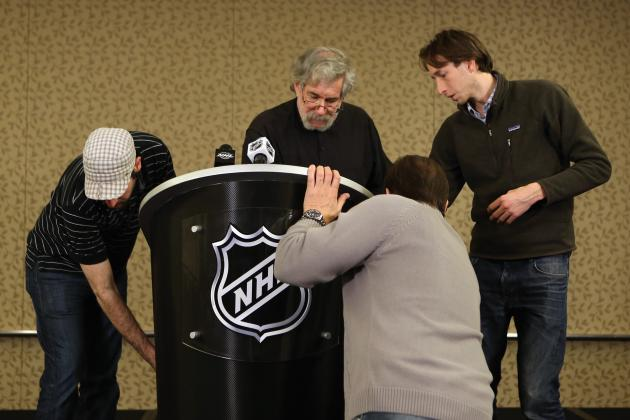 NHL Lockout 2012: Proposal to Dissolve NHLPA Shows Bleak Status of Negotiations