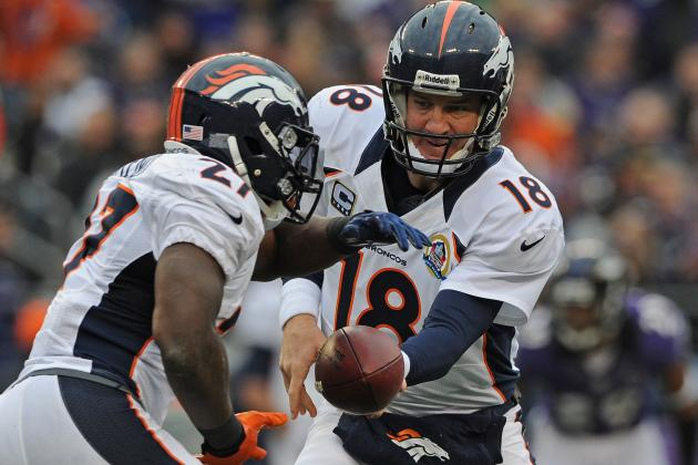 Broncos Dominate Ravens 34-17