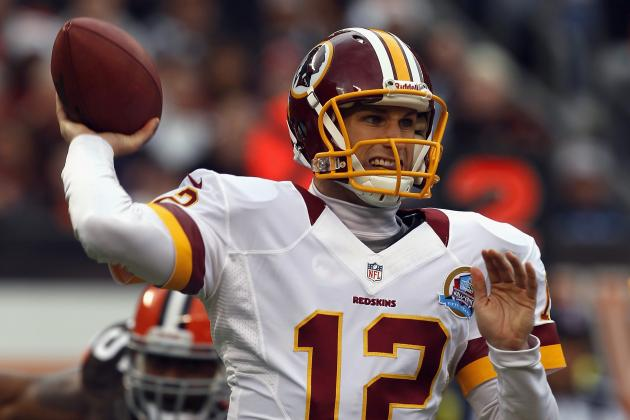 Redskins Beat Browns 38-21
