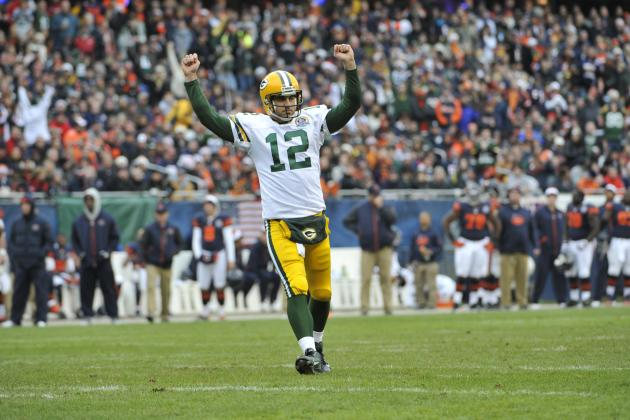 Green Bay Packers Clinch NFC North Due to Big Performances