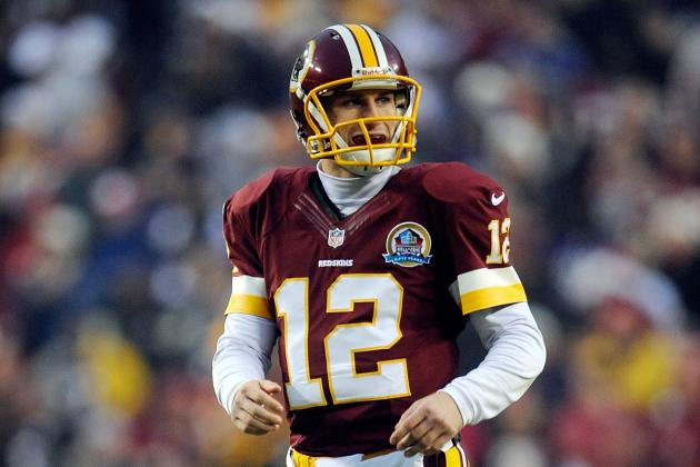 Cousins Guides Redskins to Victory, First Place in NFC East