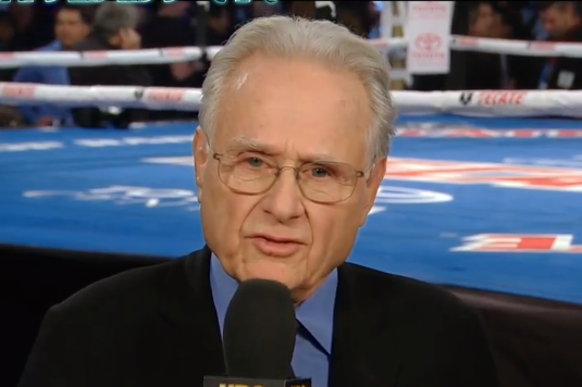 Here's Larry Merchant's Emotional Goodbye After a 35-Year Career