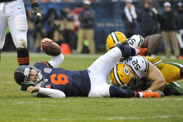 Pack It Up: Bears Lose to Green Bay 21-13