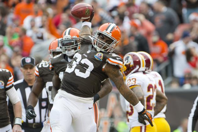 Browns Lose to Redskins in Home Finale