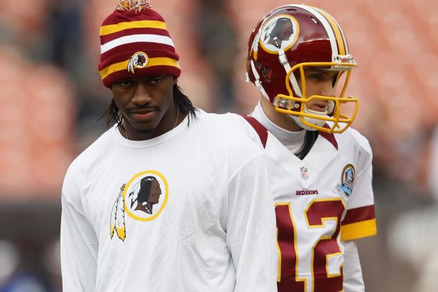 RG3 Felt He Could Have Played for Washington Redskins