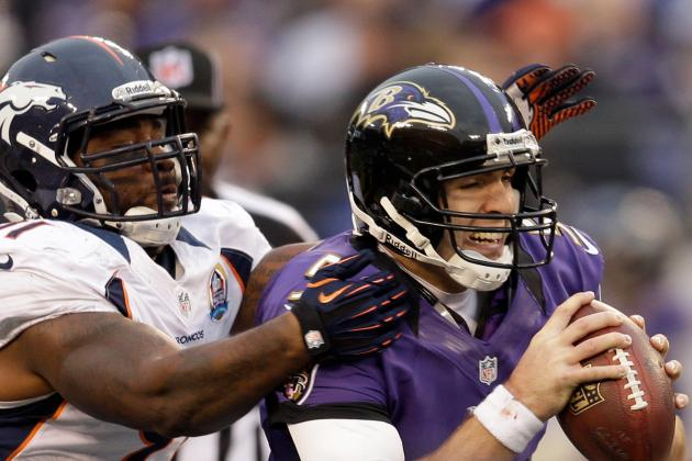 Broncos vs. Ravens: Baltimore's Problems Not Solved by Coordinator Change