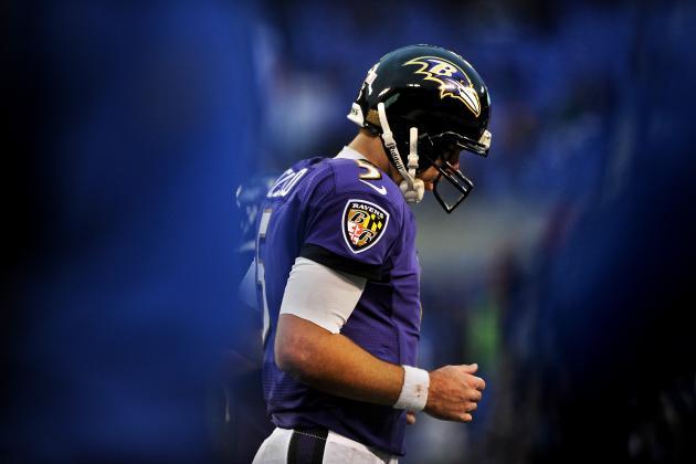 PressBox: Flat Ravens Flattened by Broncos; Lose Third Straight