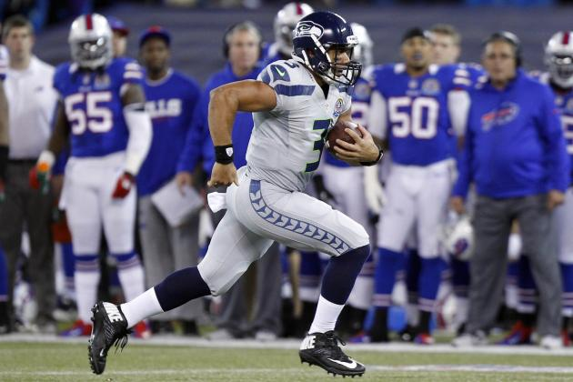 Seattle Seahawks Break out Wolf Grey Uniforms for Week 15