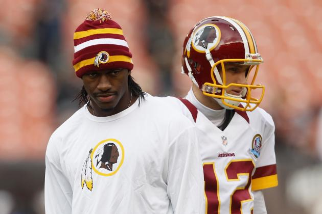Robert Griffin III: Injured Star QB Will Lead Redskins to Postseason