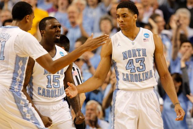 UNC Basketball: Power Ranking Tar Heels' Top NBA Prospects