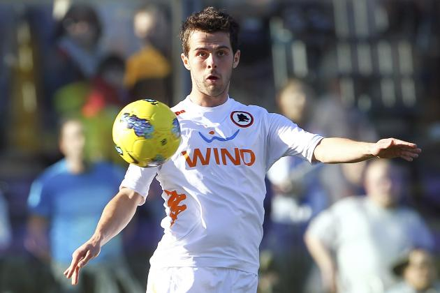 Chelsea View Roma's Miralem Pjanic as Potential Replacement for Frank Lampard