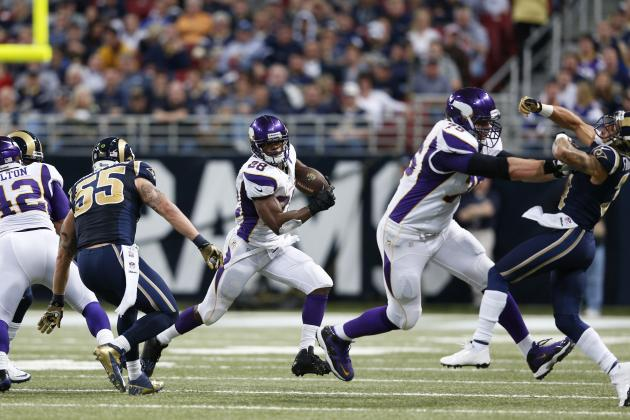 Vikings vs. Rams: Adrian Peterson Powers Minnesota to Victory