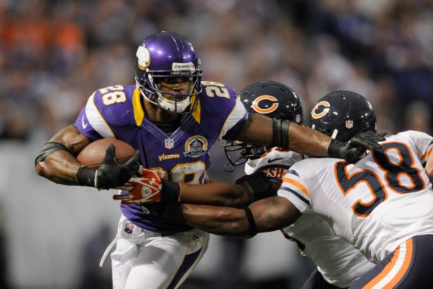 Adrian Peterson: Why Vikings RB Will Break Eric Dickerson's Rushing Record