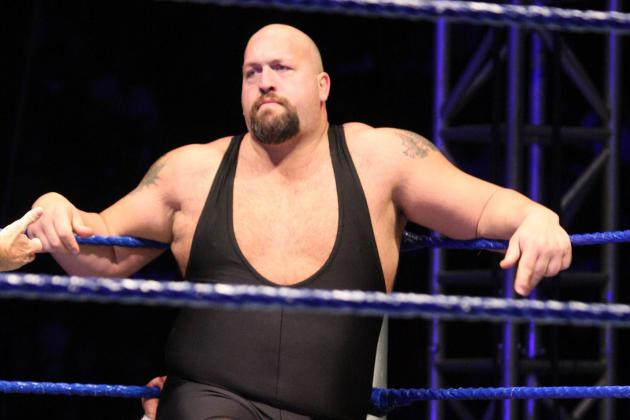 WWE TLC 2012: Big Show vs. Sheamus Will Be Best Match of PPV Card