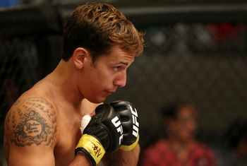 TUF 16 Finale: Can Mike Ricci Become a Lightweight Contender?